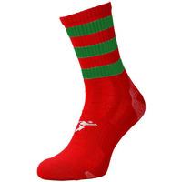Accesorios Calcetines de deporte Precision  Rojo/Verde