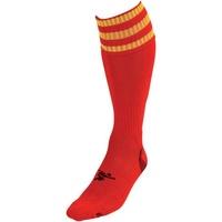 Accesorios Niños Calcetines de deporte Precision  Rojo/Amarillo