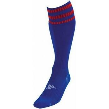 Accesorios Niños Calcetines de deporte Precision  Azul Real/Rojo