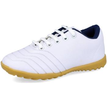 Zapatos Niño Multideporte L&R Shoes F-03 BLANCO