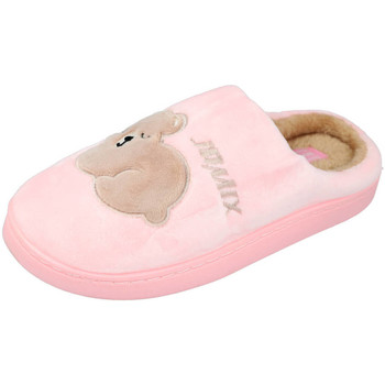 Zapatos Mujer Pantuflas L&R Shoes 3676 NUDE