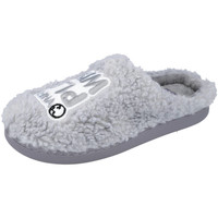 Zapatos Mujer Pantuflas L&R Shoes 3501 GRIS