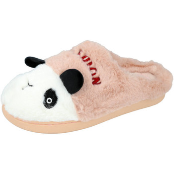 Zapatos Mujer Pantuflas L&R Shoes 3672 ROSA