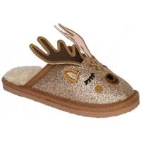 Zapatos Niños Pantuflas Conguitos KI1 221 06 Marrón
