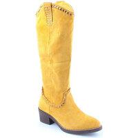 Zapatos Mujer Botas Voga L Boots Amarillo