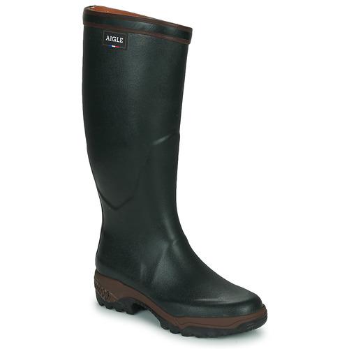 Aigle PARCOURS 2 Verde - Envío gratis | ! - Zapatos Botas de agua Hombre