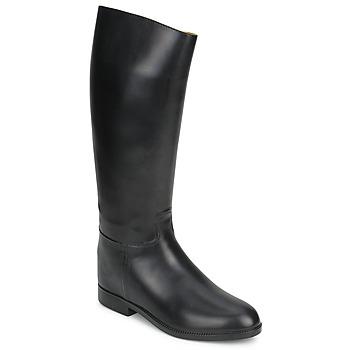 Zapatos Mujer Botas urbanas Aigle ECUYER M Negro