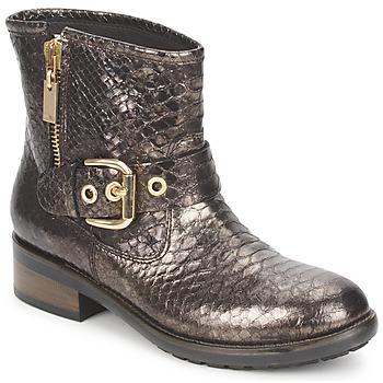 Botines / Low boots Alberto Gozzi FAGGIO PITONE-METAL 350x350