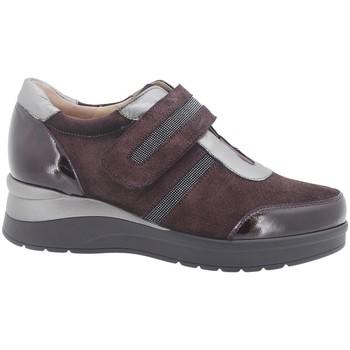Zapatos Mujer Mocasín Piesanto 205757 Burdeo