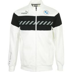 textil Hombre Chaquetas de deporte Puma BMW MMS SDS Track Jacket Blanco