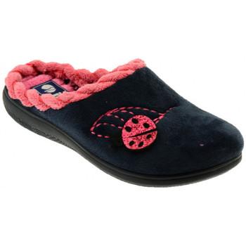 Zapatos Mujer Pantuflas Inblu  Multicolor