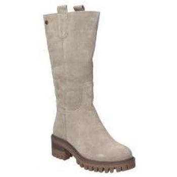 Zapatos Mujer Botas urbanas Top3 BOTAS  21783 MODA JOVEN PIEDRA Beige