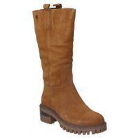 Zapatos Mujer Botas urbanas Top3 BOTAS  21783 MODA JOVEN CUERO Marron