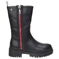 Zapatos Mujer Botas urbanas Isteria BOTAS  21229 MODA JOVEN NEGRO Noir