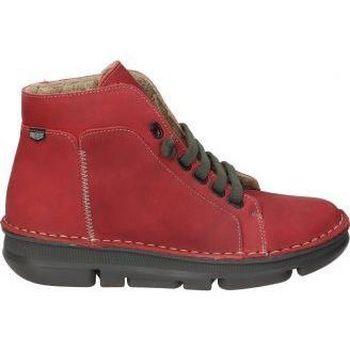 Zapatos Mujer Botas de caña baja On Foot BOTINES  O29001 MODA JOVEN ROJO Rouge