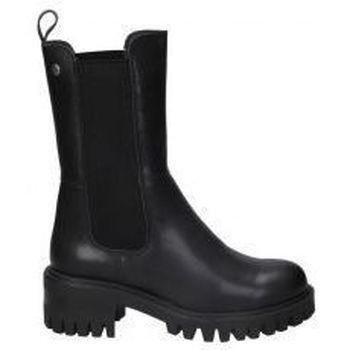 Zapatos Mujer Botines Top3 BOTINES  21784 MODA JOVEN NEGRO Noir