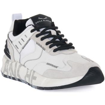 Zapatos Hombre Zapatillas bajas Voile Blanche CLUB15 Bianco