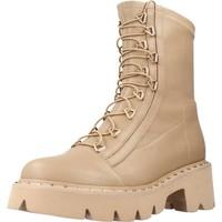 Zapatos Mujer Botines Noa Harmon 8453N Beige