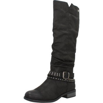 Zapatos Mujer Botas MTNG 50160M Negro