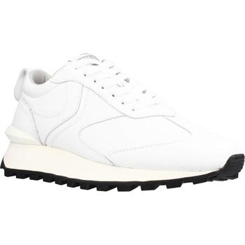 Zapatos Hombre Zapatillas bajas Voile Blanche QWARK MAN CALF Blanco