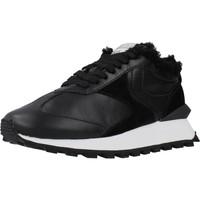 Zapatos Mujer Zapatillas bajas Voile Blanche QWARK FUR Negro