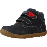 Zapatos Niño Botas Geox B MACCHIA BOY Azul
