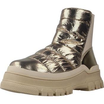 Zapatos Mujer Botines Apepazza SELENA Oro