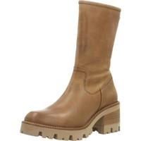 Zapatos Mujer Botas Porronet 4346P Marron