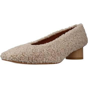Zapatos Mujer Zapatos de tacón Angel Alarcon 21527 276H Beige