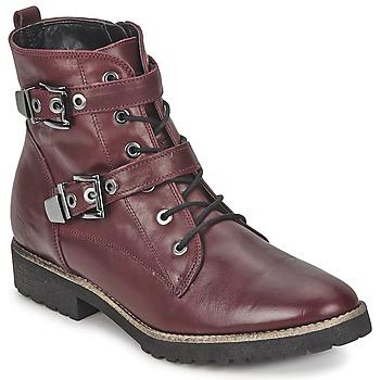 Zapatos Mujer Botas de caña baja Carvela SIMMY Burdeo