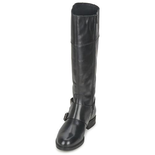 Negro Wax Mujer Zapatos Carvela Botas Urbanas iuPXkOZT
