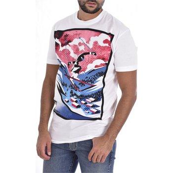 textil Hombre Camisetas manga corta Dsquared S71GD0562 - Hombres blanco