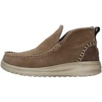 Zapatos Mujer Botas de caña baja Hey Dude 12203 MARRÓN