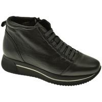 Zapatos Mujer Botines Jordana BOTIN MUJER  NEGRO Negro