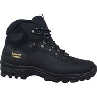 Zapatos Hombre Senderismo Grisport 14502D10G Negros
