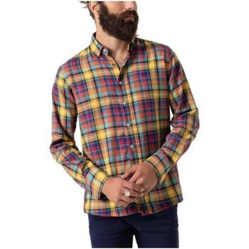 textil Hombre Camisas manga larga Altonadock 221275020711 Naranja