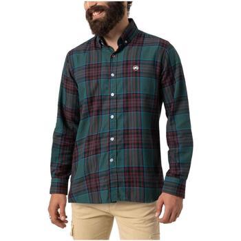 textil Hombre Camisas manga larga Altonadock 221275020707 Verde
