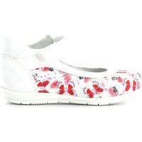 Zapatos Niña Bailarinas-manoletinas NeroGiardini P520820F Blanco