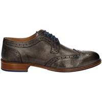 Zapatos Hombre Derbie Exton 1241 Gris