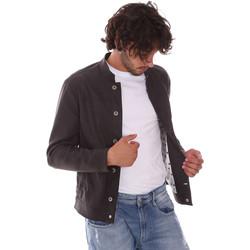 textil Hombre Chaquetas Gaudi 011BU38005 Negro