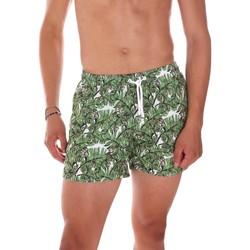 textil Hombre Bañadores Ea7 Emporio Armani 902000 7P755 Verde