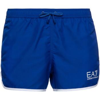textil Hombre Bañadores Ea7 Emporio Armani 902007 7P740 Azul
