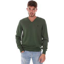 textil Hombre Jerséis U.S Polo Assn. 38346 50357 Verde