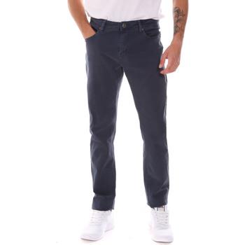 textil Hombre Pantalones Gaudi 921BU25001 Azul