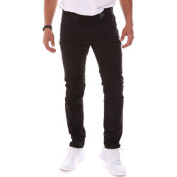 textil Hombre Pantalones Gaudi 021GU25015 Negro
