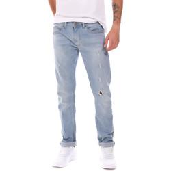 textil Hombre Vaqueros slim Gaudi 811BU26034L32 Azul