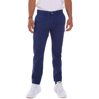 textil Hombre Pantalones Gaudi 811BU25016 Azul