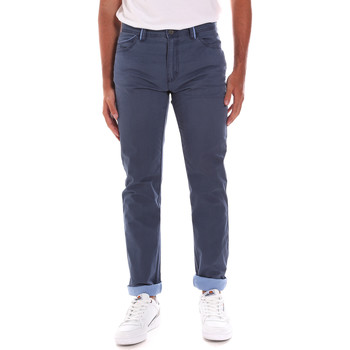 textil Hombre Pantalones Navigare NV53020 Azul