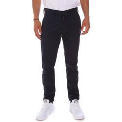 textil Hombre Pantalones Wrangler W18SGJ114 Azul