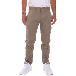 textil Hombre Pantalones Wrangler W15ELL65M Beige